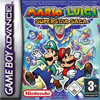 Mario & Luigi: Superstar Saga box
